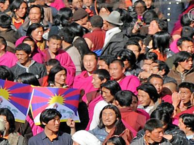 Chinesisches Regime hält strenge Kontrolle über Tibet aufrecht