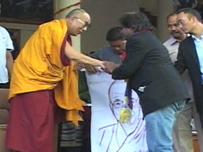 Concerns for Tibet's Future as Dalai Lama Celebrates 75th Birthday