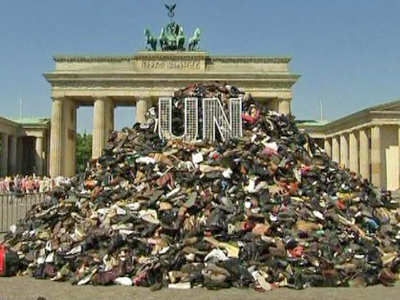 Berlin: Srebrenica's Pillar of Shame
