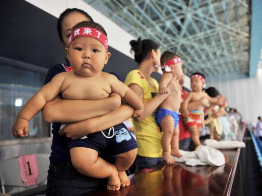 Geburtenkontrolle in China bleibt