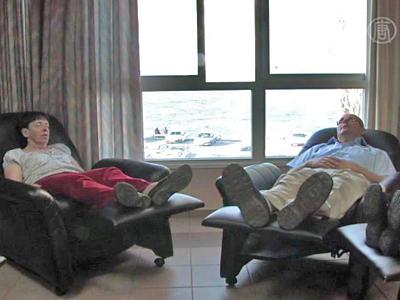 Visualisierung hilft Parkinson Patienten in Israel