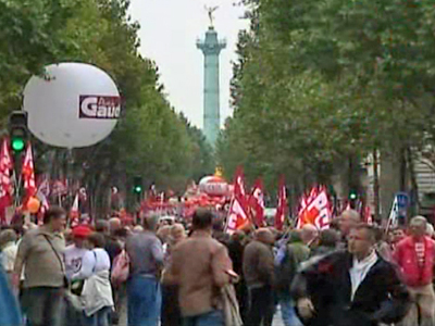 France Braces for Further Strikes