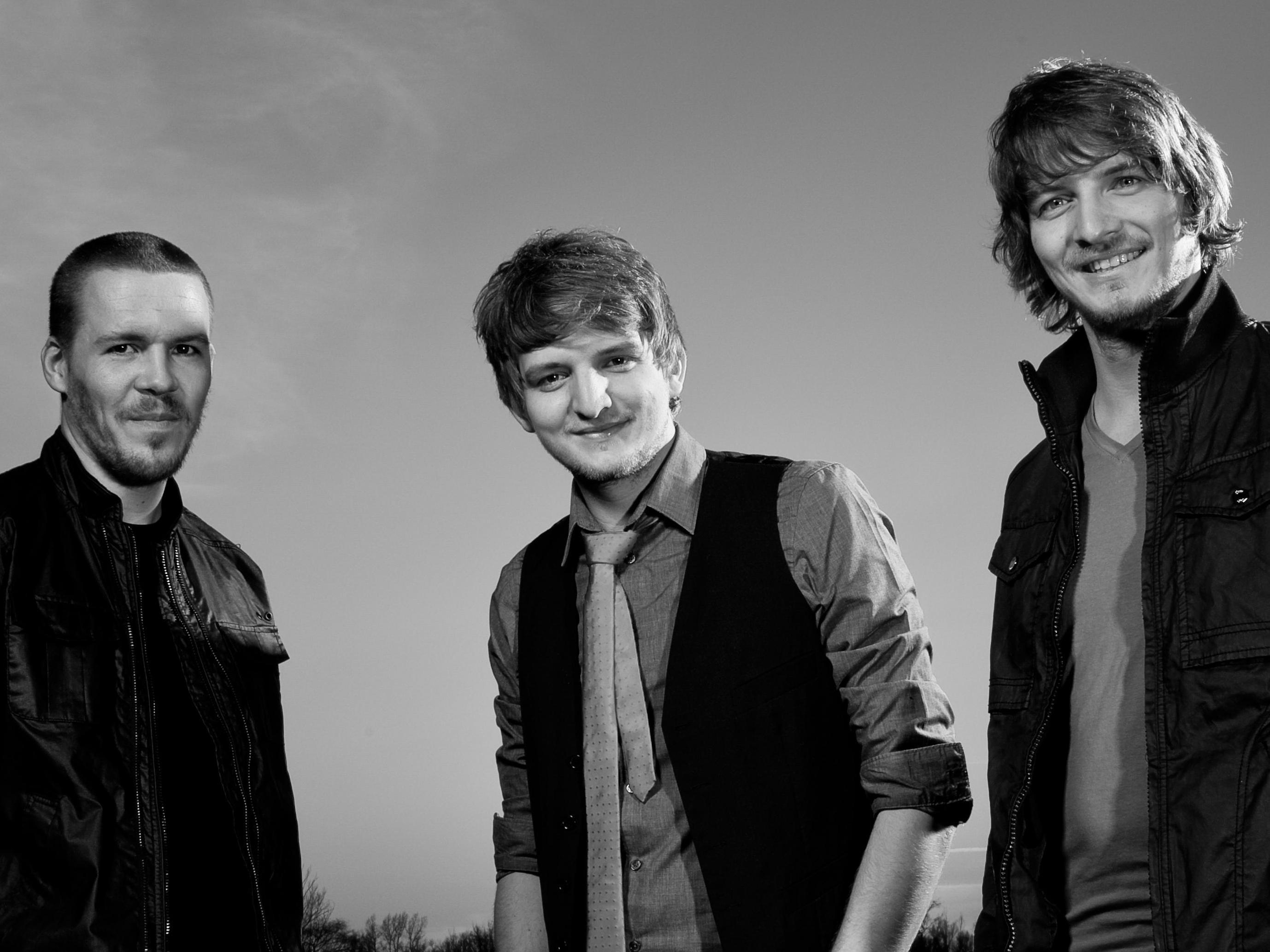 Ein Trio singt sich ins Guinnessbuch der Rekorde