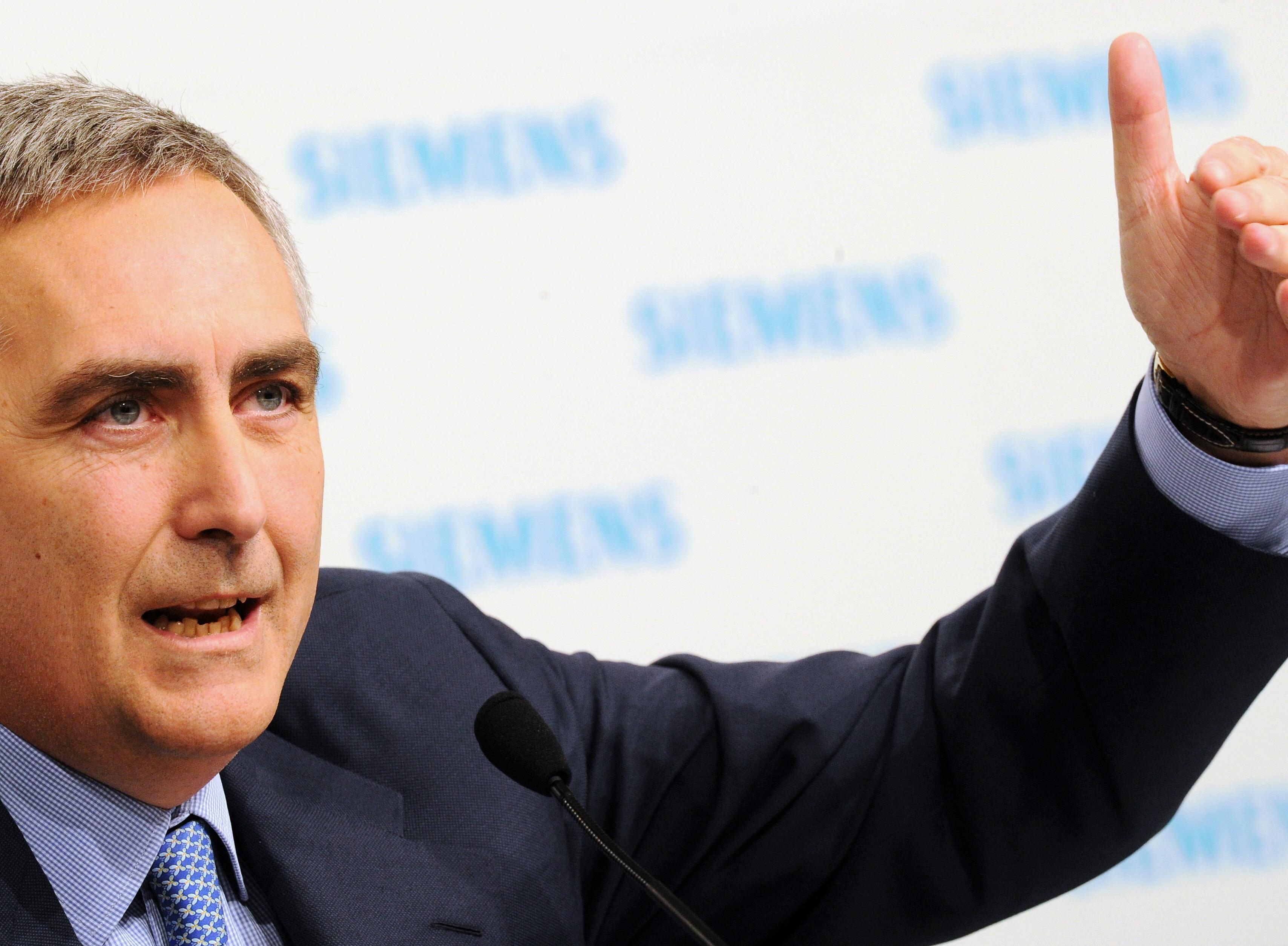 Siemens: Jobgarantie für 128.000 Mitarbeiter