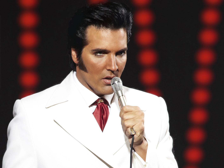 Elvis' Geist wird am Leben erhalten