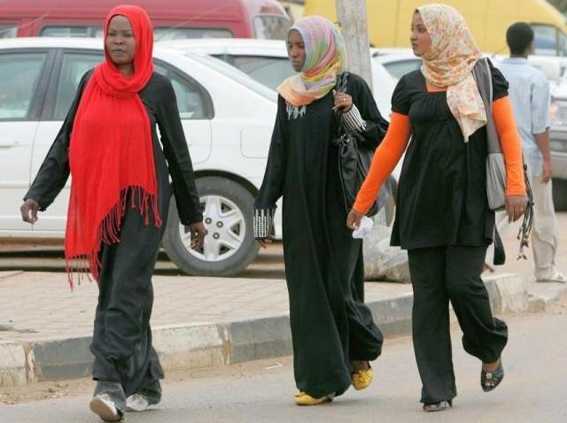Sudanesische frauen suchen männer