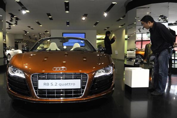Audi knackt Millionengrenze in China