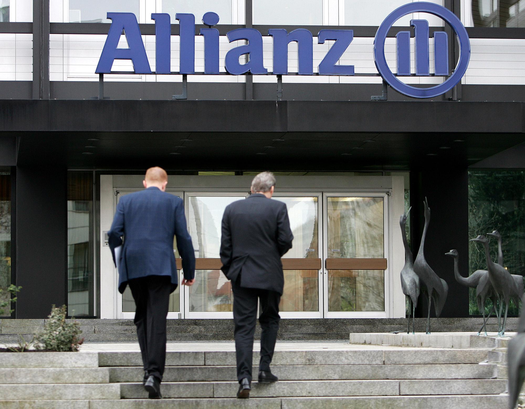 Allianz muss Ex-Kunden Geld zurück erstatten
