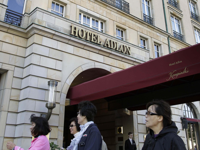 Hotel Adlon und der Eifelturm angeblich Ziele von Al-Kaida