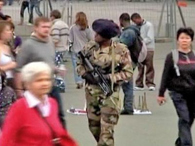 Security Warnings Issued For Tourists In Europe