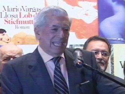Mario Vargas Wins 2010 Nobel Prize in Literature
