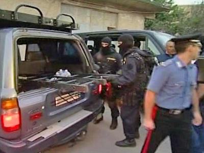 Police Nab Mafia Boss in Sicilian Raid