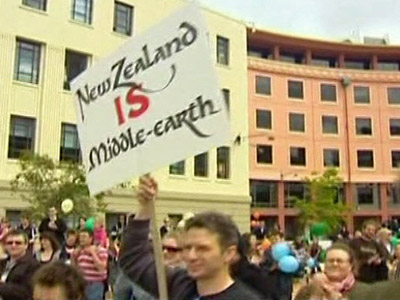 Hobbit Movies to Stay in New Zealand