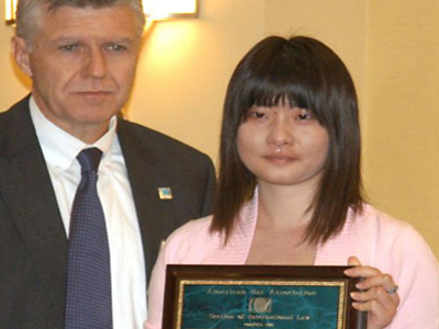 Daughter of Missing Chinese Rights Lawyer Seeks U.S. Help