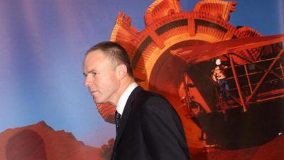 BHP Billiton und Rio Tinto steigern Erzabbau in Australien