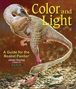 """Sein zweites Buch über die Malerei mit dem Schwerpunkt Farbe und Licht """"Color and Light"""" erscheint am 30. November."""
