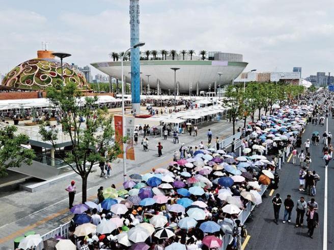 Ein chinesischer Schriftsteller über die Weltausstellung in Shanghai