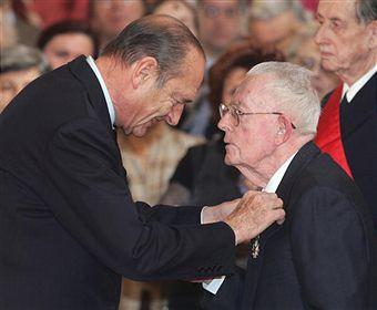 Erster französischer Wirtschaftsnobelpreisträger Maurice Allais gestorben
