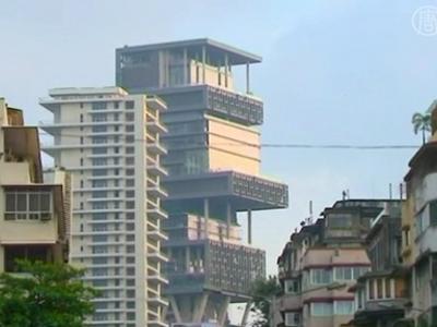 Teurer gehts nicht: Indischer Milliardär baut 700 Millionen Euro Haus