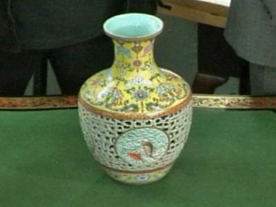 Chinese Vase Sells for $69 Million