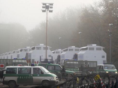 Blockaden des Atommülltransports aufgelöst