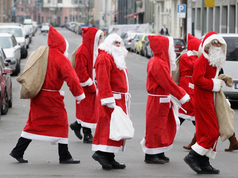 Handel hofft auf starkes Weihnachtsgeschäft