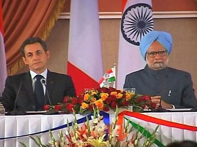 France And India Sign $20 Billion in Trade Deals
