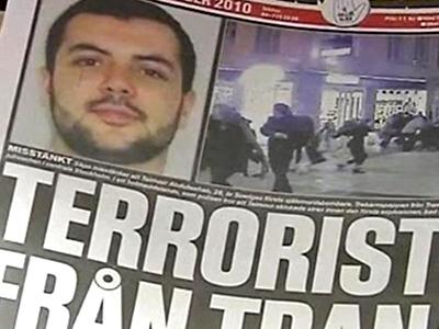 Swedish Police Identify Bomber