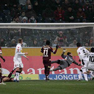 Tor für die Borussia. Foto: Steffen Andritzke/The Epoch Times