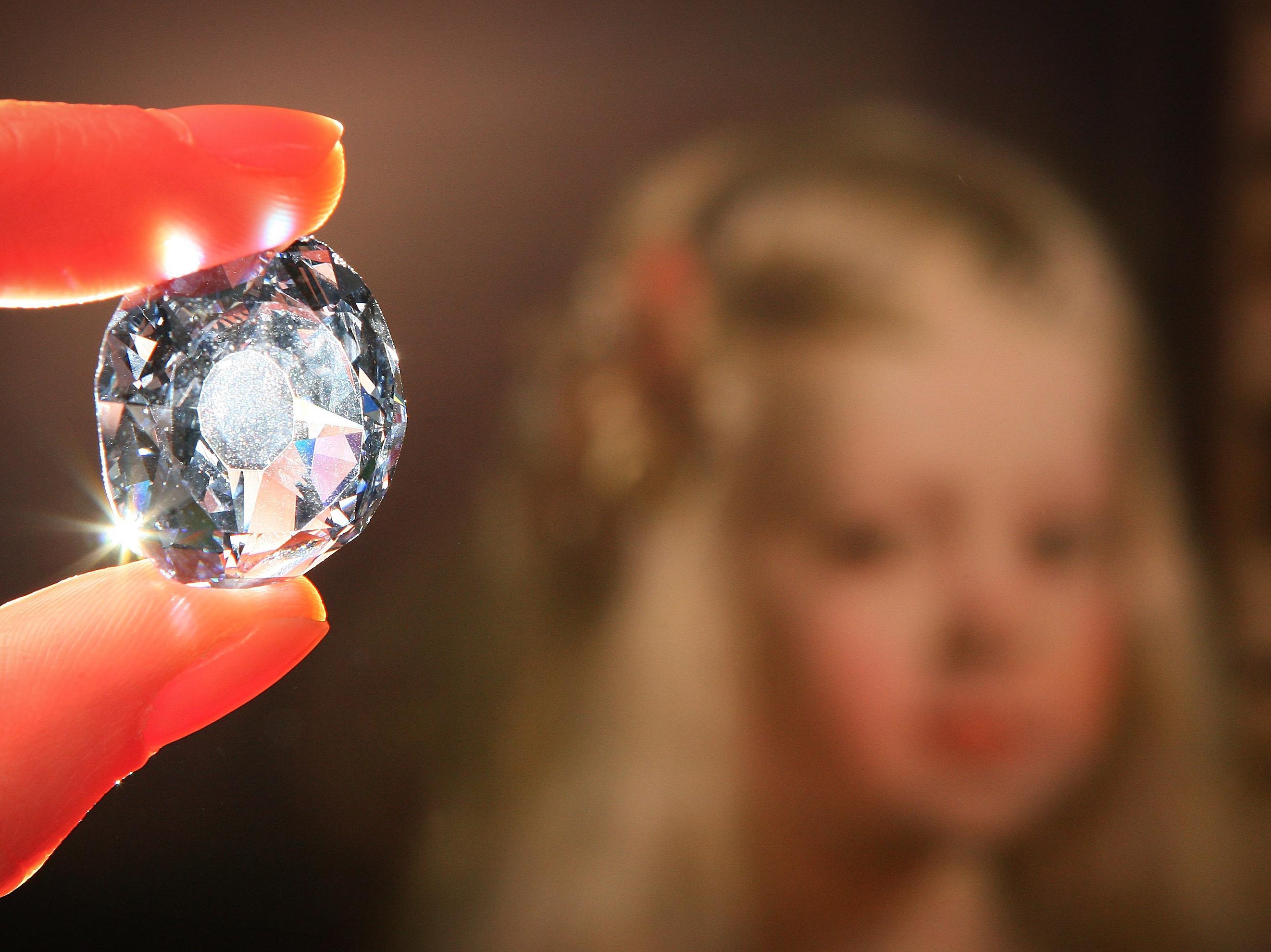 Brillante Legenden: Geschichte und Geschichten um den Diamant