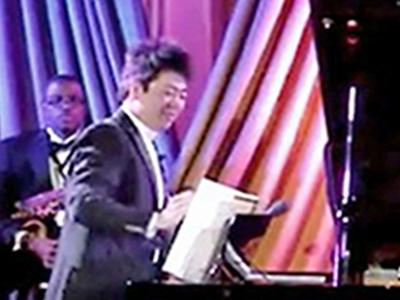 Star-Pianist spielte anti-amerikanisches Lied im Weißen Haus