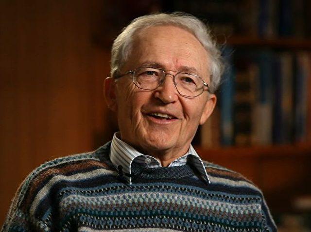 "Prof. Konrad Löw im Gespräch mit ""The Epoch Times"". Foto: Jason Wang/The Epoch Times"