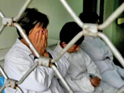 China: Zum Volkskongress weitere Bürger illegal verhaftet und geschlagen