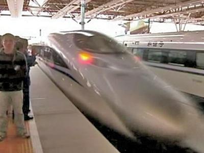 Chinas Hochgeschwindigkeits-Schienennetz unsicher und unprofitabel
