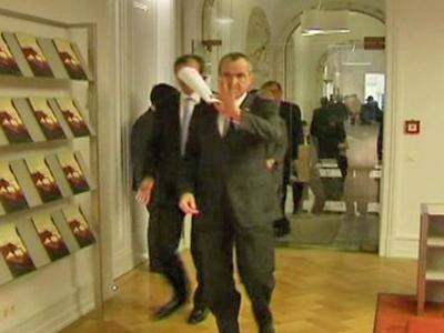 U.S. Ambassador Shocked Over Shooting