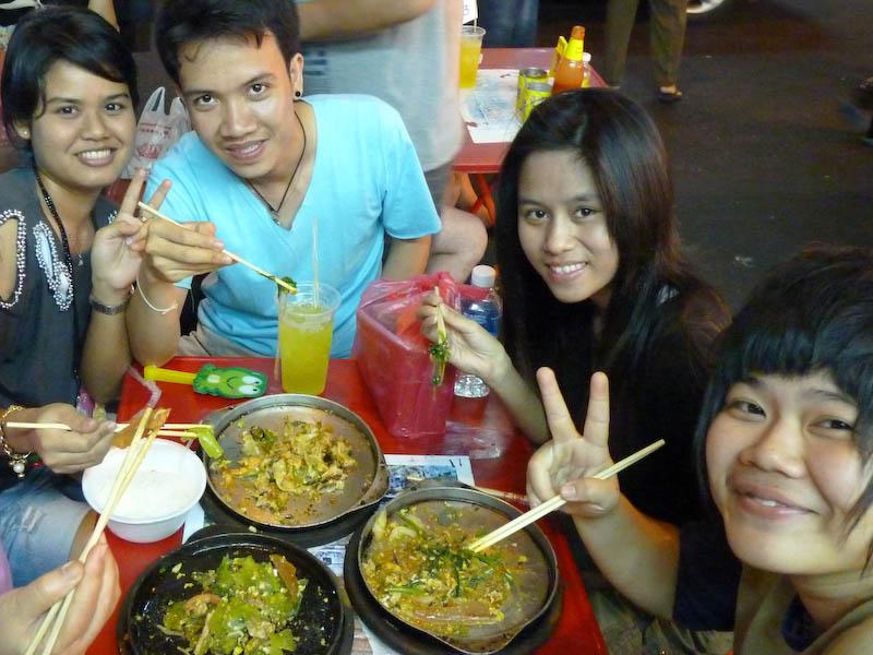 Bangkok auf dem Weg zur kulinarischen Spitze