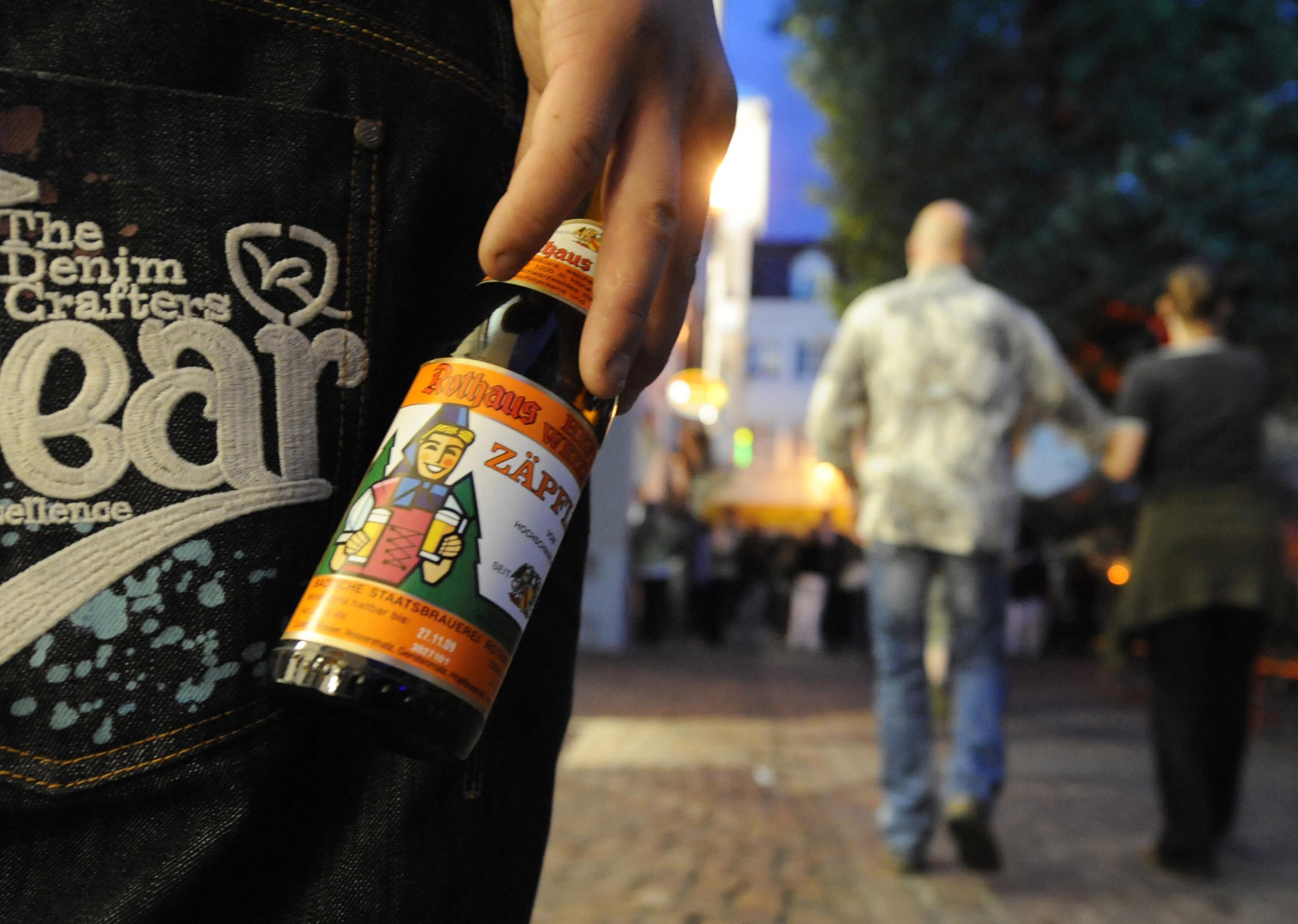 Image und Schadenspotenzial von Alkohol In Deutschland
