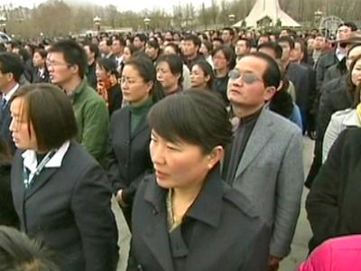 """Kommunistische Partei markiert """"Tag der Befreiung der Leibeigenen"""" in Tibet"""