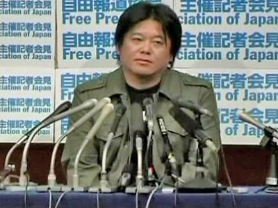 Japanese Entrepreneur Takafumi Horie Heads to Jail