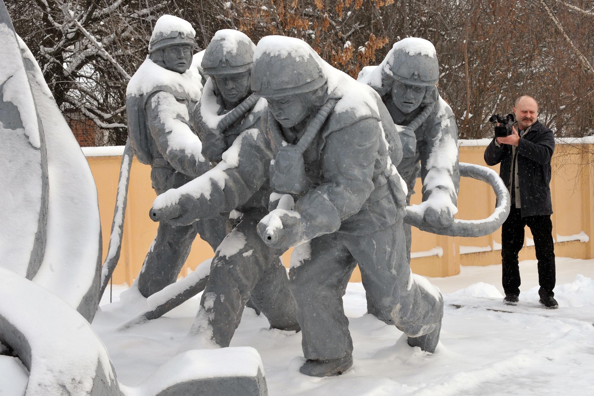Leidvolle Erinnerungen eines ehemaligen Arbeiters von Tschernobyl