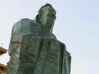 Konfuzius vom Tiannanmen in Peking entfernt