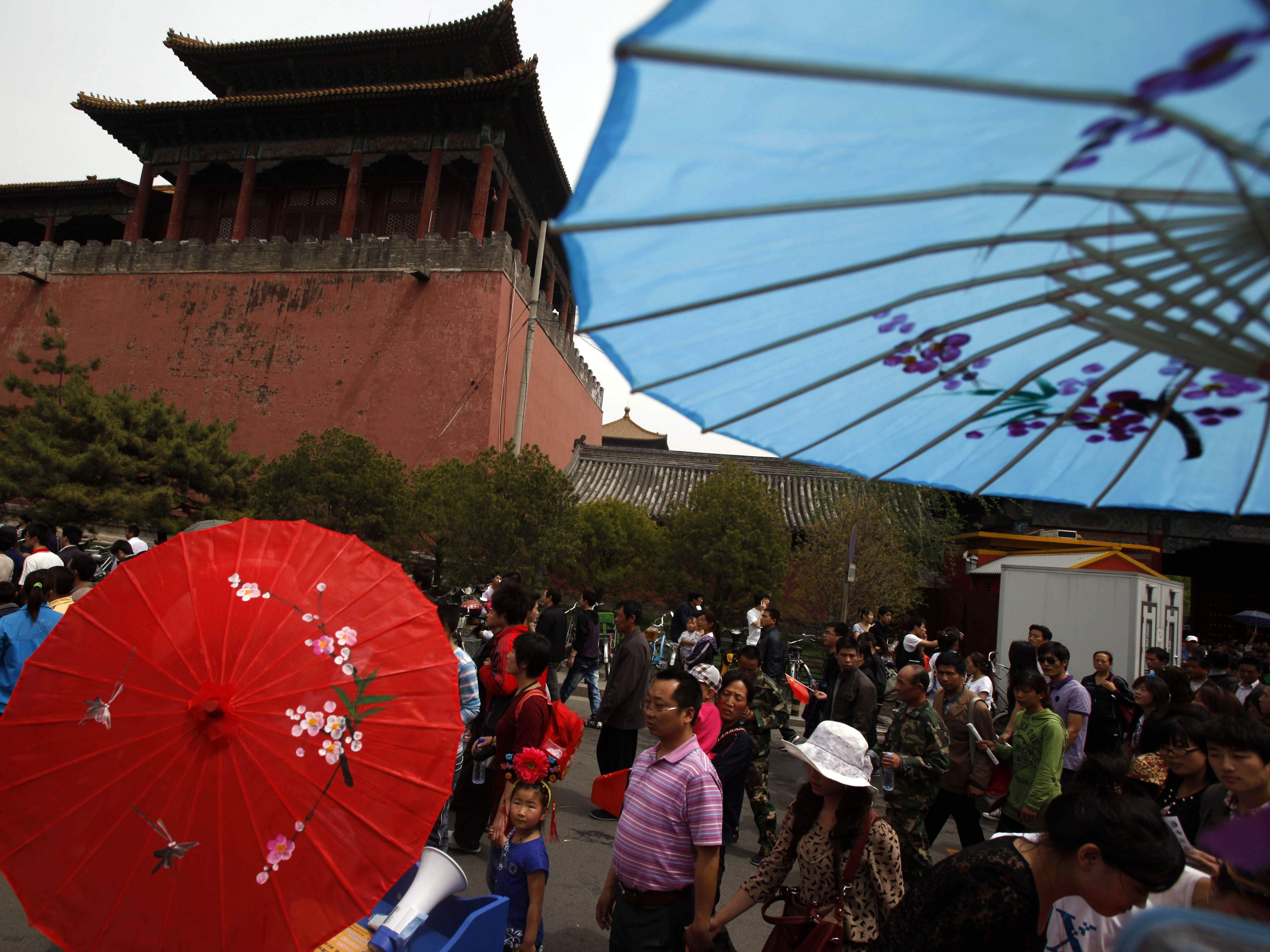 China – ein Land in höchster Gefahr