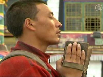 Exil-Tibeter: 300 Mönche in China verhaftet