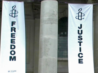 Amnesty International Celebrates 50th Anniversary in London