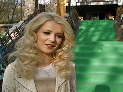 Eurovision Contestants Tune Up in Kyiv's Main Square