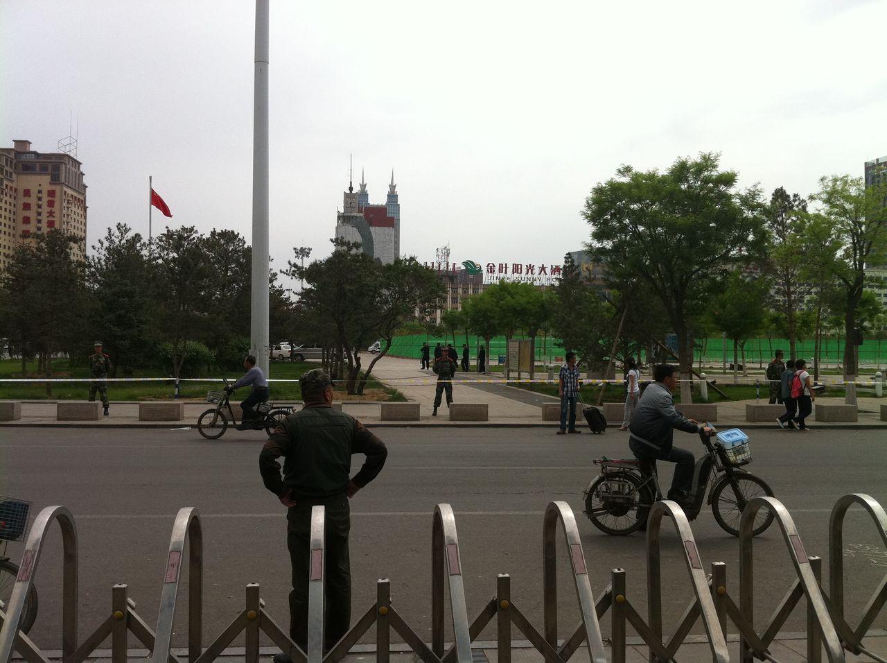China unterdrückt Proteste in der Inneren Mongolei