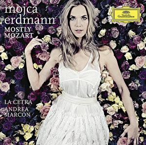"""""""Bei jedem Lied läuft vor meinem inneren Auge ein Film ab."""" Cover von Mostly Mozart."""