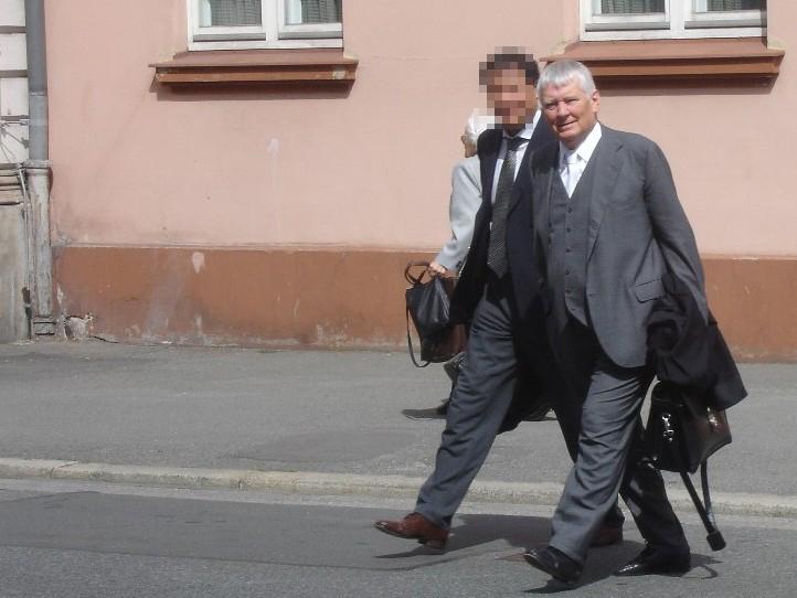 Chinas Spion in Deutschland vor Gericht