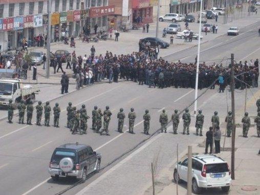 Proteste in der Inneren Mongolei trotz Chinas Unterdrückung
