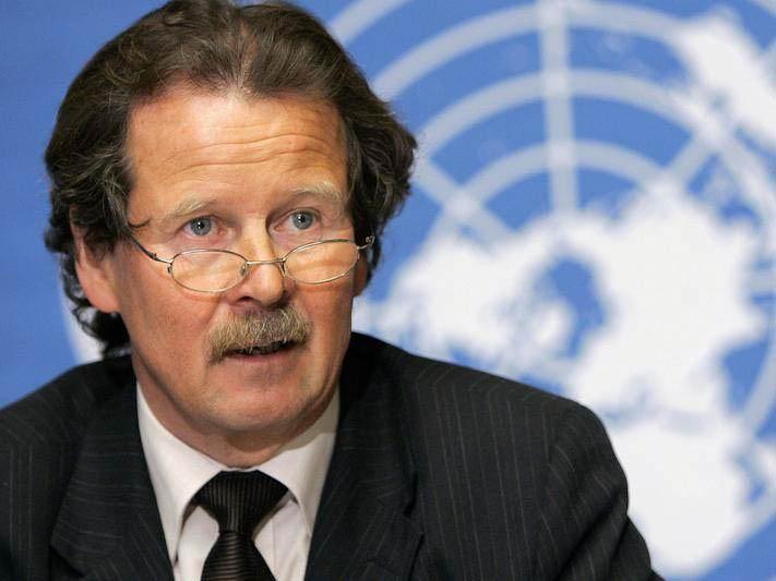 Menschenrecht-Experte Nowak und der Folter-Atlas